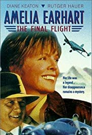 Amelia Earhart: The Final Flight (1994) Poster - Movie Forum, Cast, Reviews