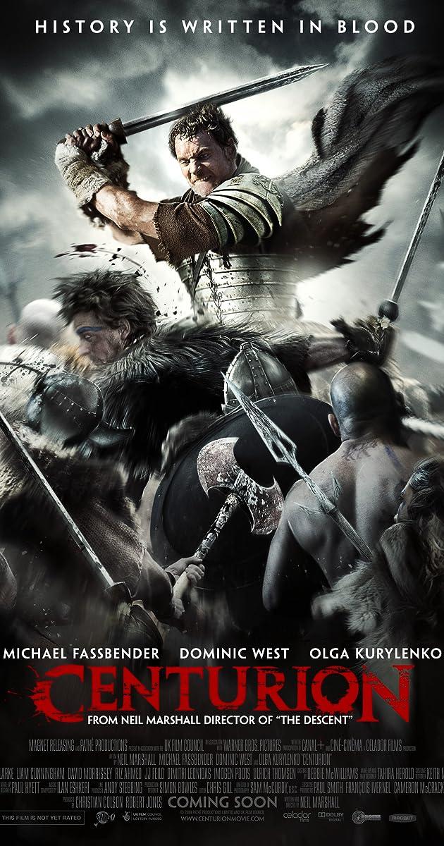 Centurionas / Centurion (2010) Online