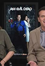 Primary image for Lucy Lawless & Bruce Campbell