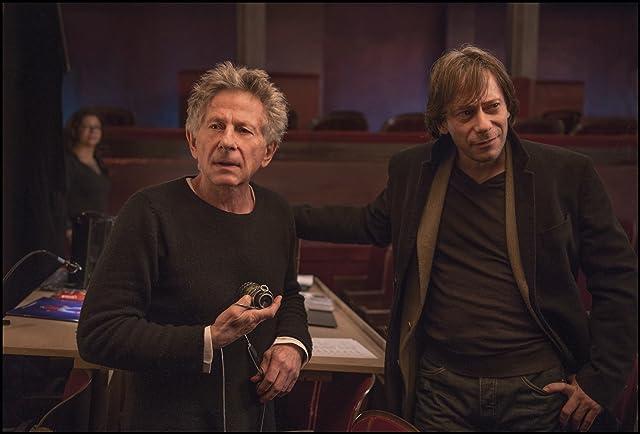 Roman Polanski and Mathieu Amalric in Venus in Fur (2013)