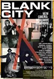 Blank City Poster