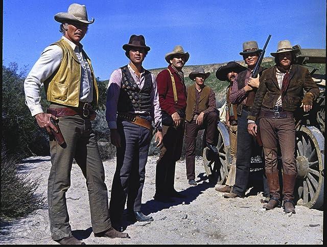 Lee Van Cleef in The Magnificent Seven Ride! (1972)