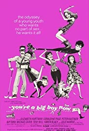 You're a Big Boy Now (1966) Poster - Movie Forum, Cast, Reviews