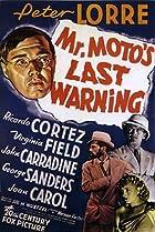 Image of Mr. Moto's Last Warning