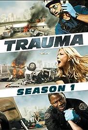 Trauma Poster - TV Show Forum, Cast, Reviews