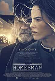The Homesman filmposter