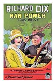 Man Power Poster