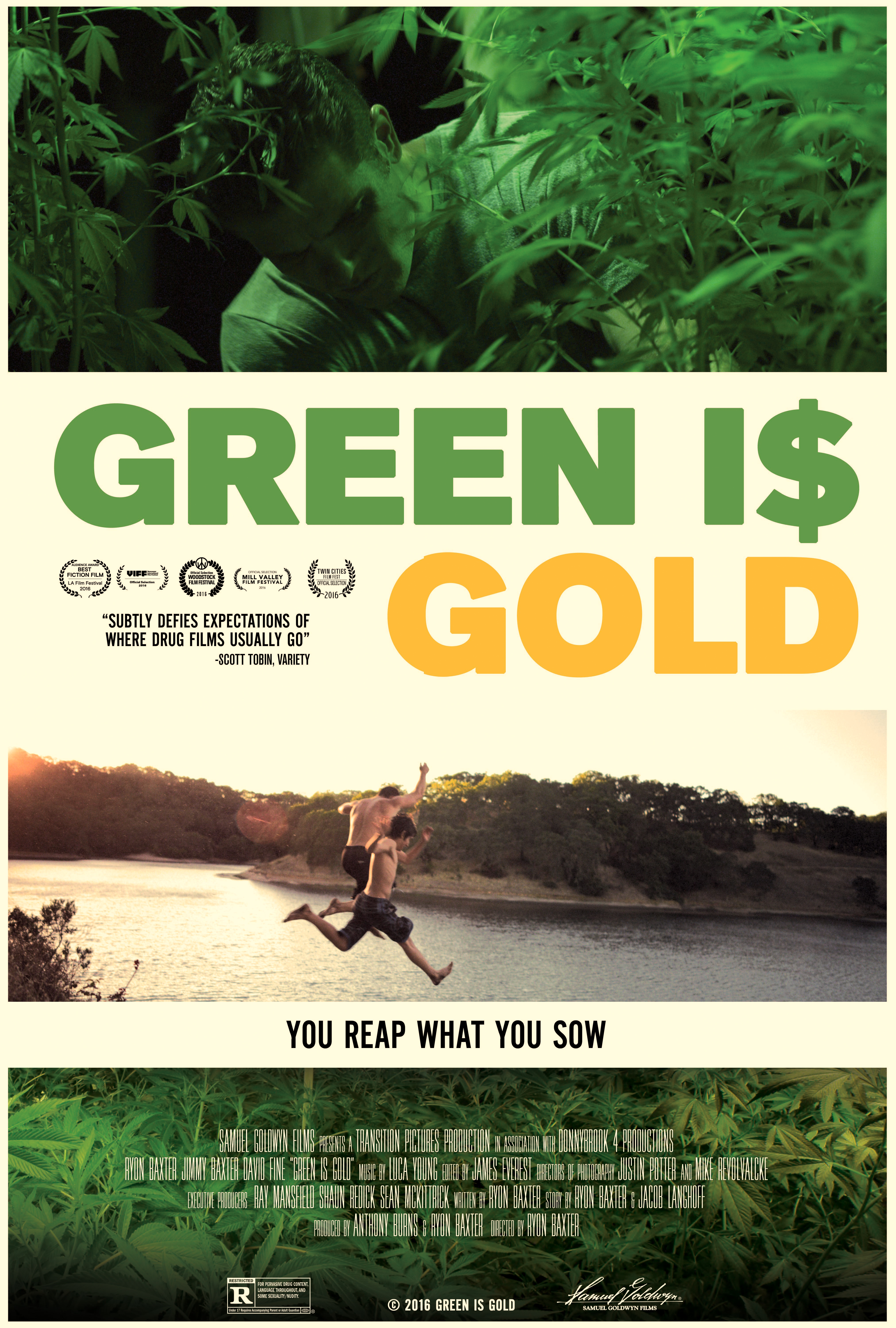 image Green is Gold Watch Full Movie Free Online