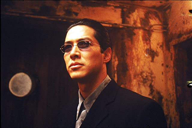 Russell Wong stars as Kai Sing