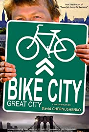 Bike City, Great City Poster