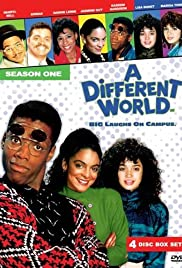 A Different World Poster - TV Show Forum, Cast, Reviews