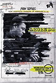Legends Poster - TV Show Forum, Cast, Reviews