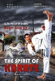 Karate Spirit Poster
