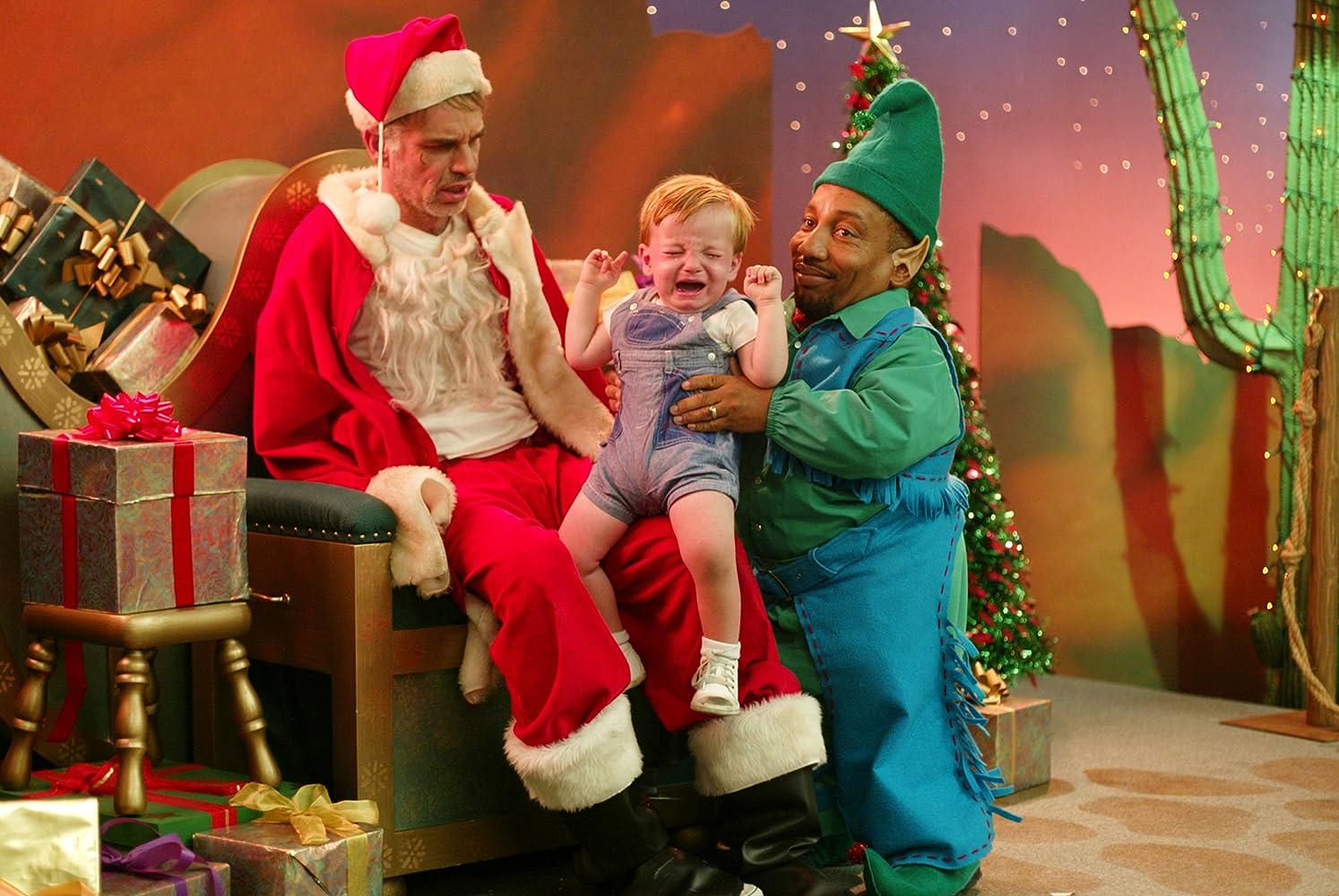 Image result for Bad Santa (2003)