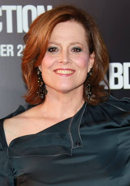 Sigourney Weaver at an event for Abduction (2011)