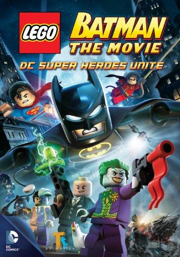 lego batman the movie dc super heroes unite poster