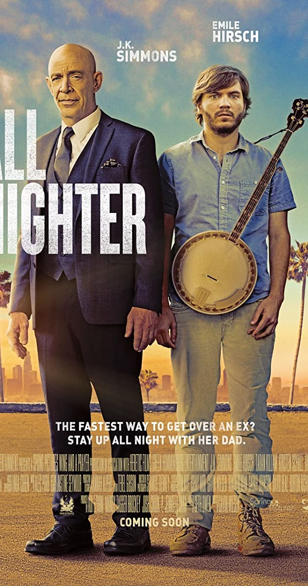 Naktis su uošviu / All Nighter (2017) Online