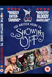 The British Guide to Showing Off Poster