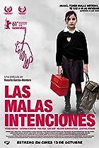 Las malas intenciones (2011) Poster