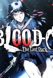 Gekijouban Blood-C: The Last Dark Poster