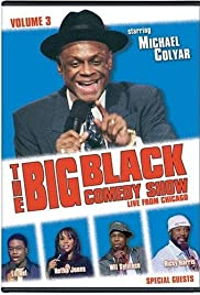 The Big Black Comedy Show, Vol. 3 Poster
