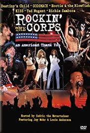 Rockin' the Corps: An American Thank You Poster