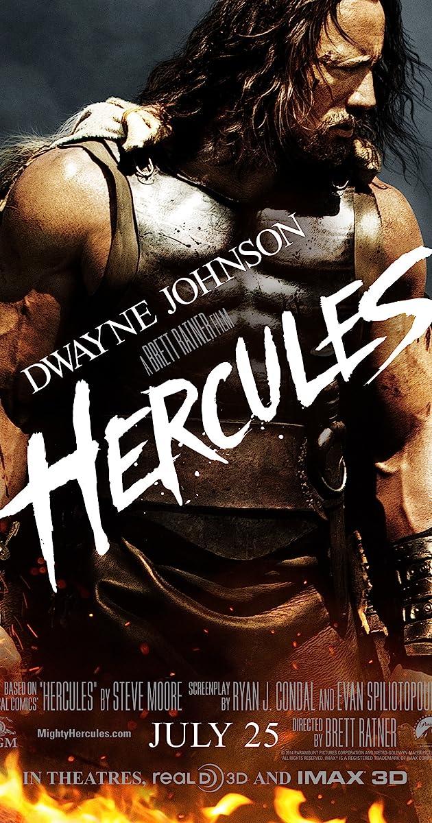 Heraklis / Hercules (2014) Online