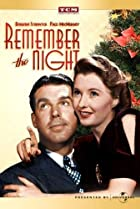 Image of Remember the Night
