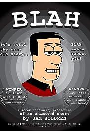 Blah Poster