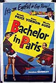 Bachelor in Paris Poster