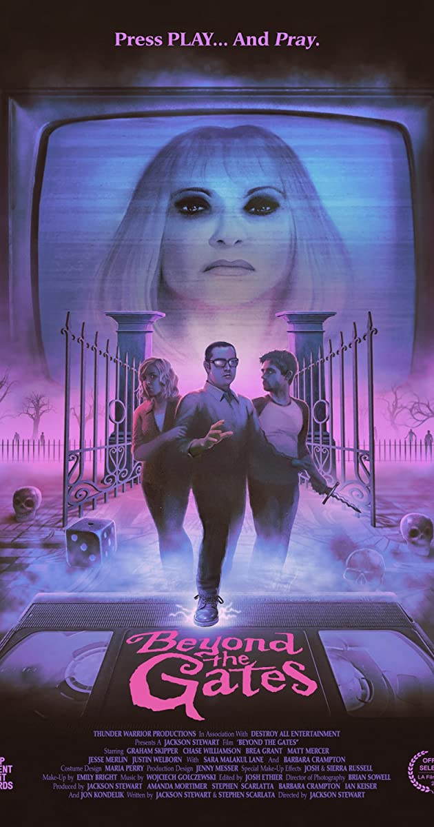 Image result for beyond the gates
