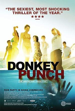 ver Donkey Punch: Juegos Mortales