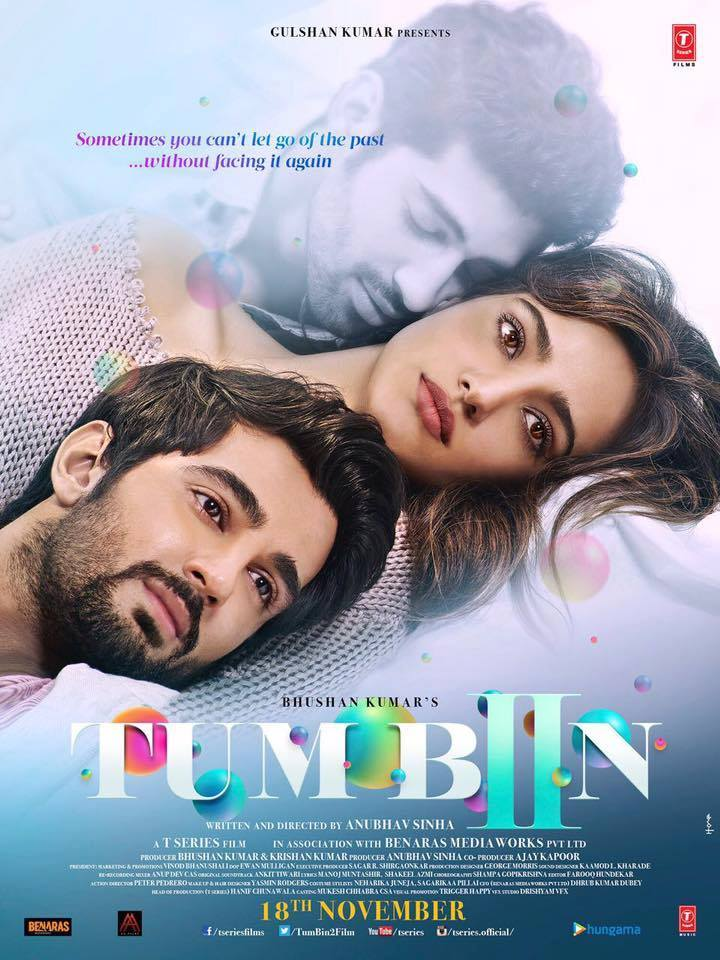 Tum Bin 2 (2016) Hindi  720p DVDRip x264 [Dual Audio][Eng- Hindi]