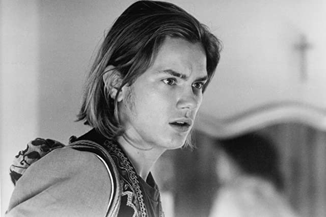 River Phoenix in I Love You to Death (1990)