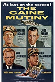The Caine Mutiny (1954) Poster - Movie Forum, Cast, Reviews