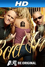 Bad Ink Poster - TV Show Forum, Cast, Reviews