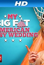 My Big Fat American Gypsy Wedding Poster