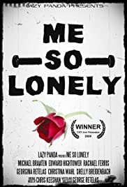 Me So Lonely Poster