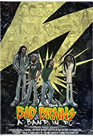 Bad Brains: A Band in DC (2012) - Documentary, Biography, Music.