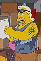 Image of The Simpsons: Gorgeous Grampa