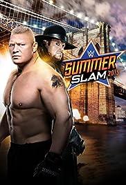 WWE Summerslam(2015) Poster - TV Show Forum, Cast, Reviews