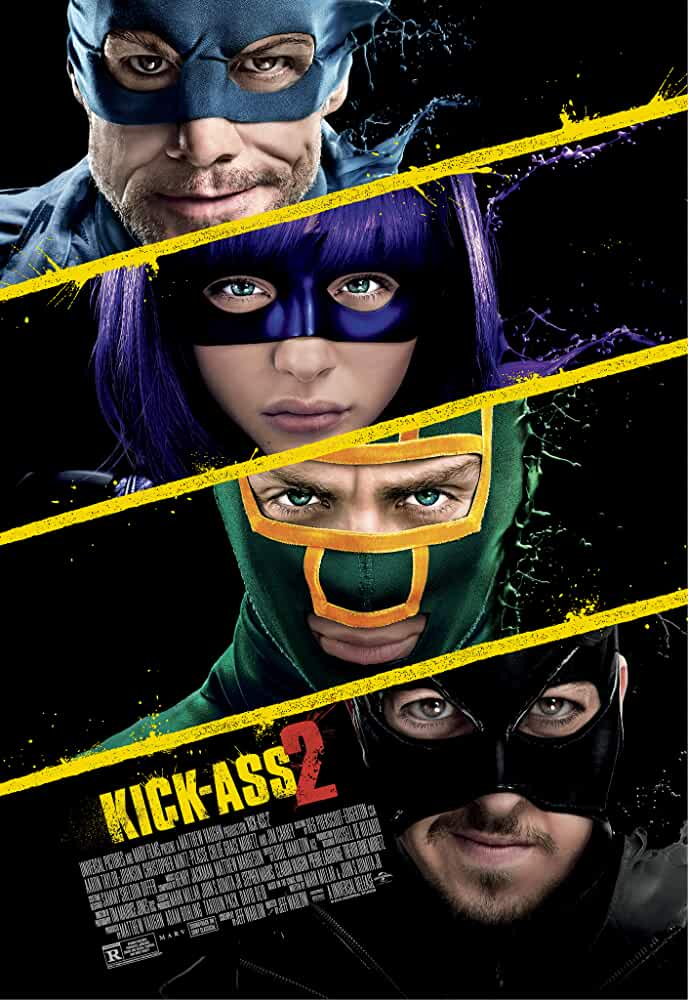 Kick-Ass 2 2013 Hindi Dual Audio 720p BluRay full movie watch online freee download at movies365.org