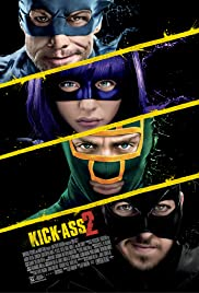 Kick-Ass 2 (2013) Poster - Movie Forum, Cast, Reviews