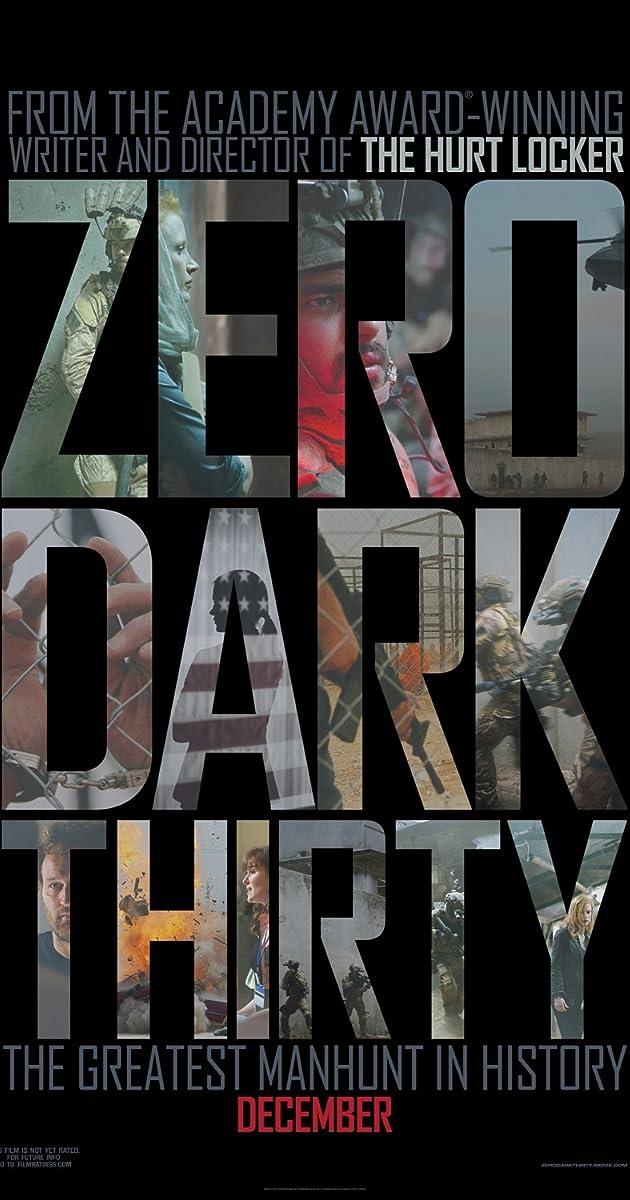 Zero Dark Thirty 2012 BRRip