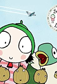 Sarah & Duck Poster - TV Show Forum, Cast, Reviews