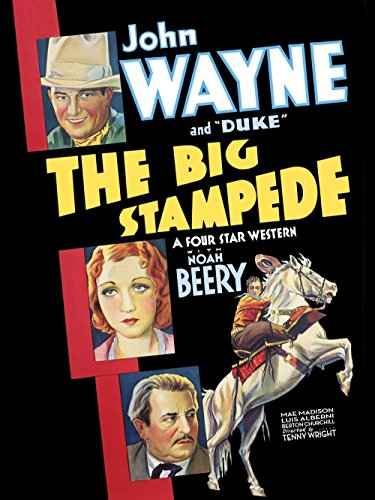 image The Big Stampede Watch Full Movie Free Online