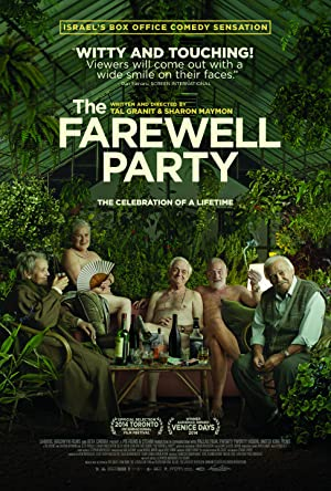 The Farewell Party Poster