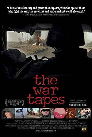 The War Tapes poster