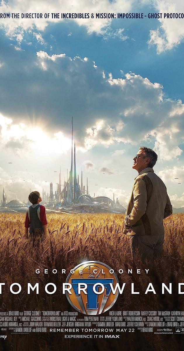 Tomorrowland um Lugar Onde Nada e Impossivel