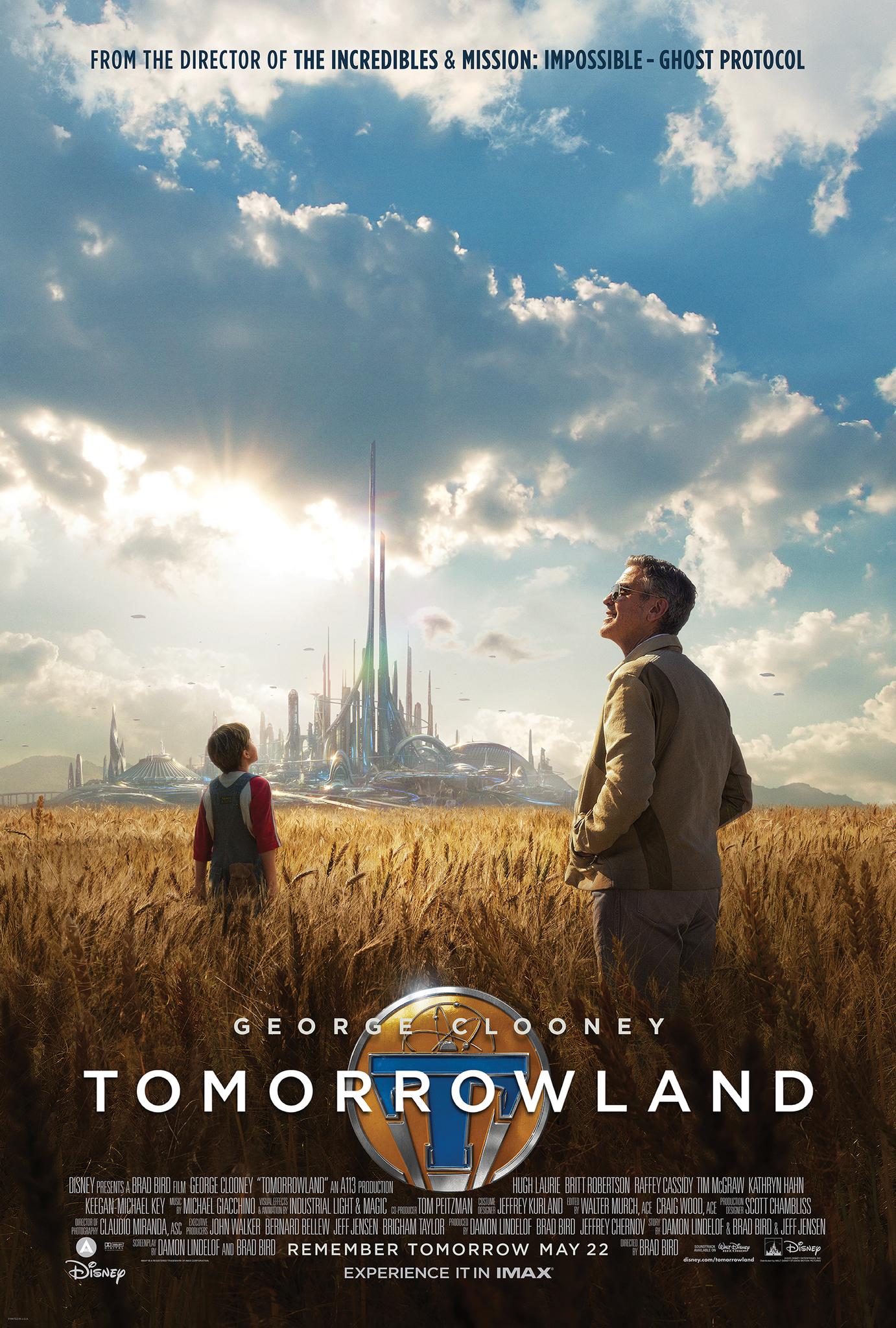 image Tomorrowland Watch Full Movie Free Online